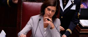 Dire «capra» alla Boldrini costa 15 giorni di punizione, il gesto osceno 5