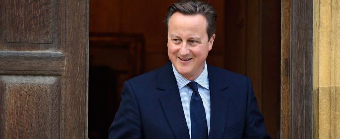 Le condizioni di David Cameron a Bruxelles: o così oppure goodbye