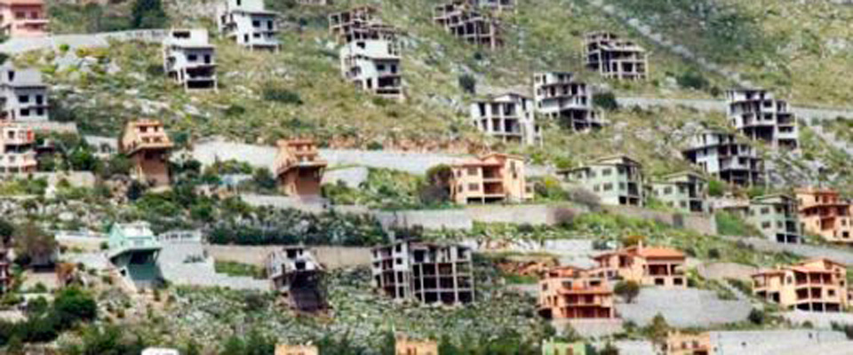 Collina del disonore proprietari risarciti dal comune for Planimetrie del paese di collina