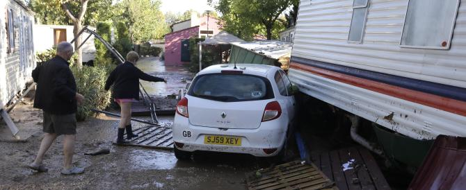 Alluvioni in Costa Azzurra, tra le vittime c'è anche anche un'italiana