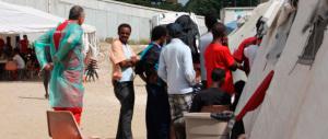 L'allarme della Croce Rossa: «Sono 6 milioni i profughi pronti a partire»