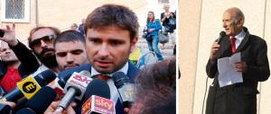 Vittorio, il padre del grillino Di Battista: sono fascista e non di destra