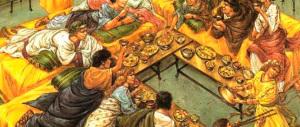 Farro e pesce, anche i romani seguivano la dieta mediterranea
