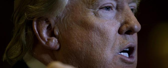 Donald Trump: «Un disastro eliminare Gheddafi e Saddam. E Putin fa bene»