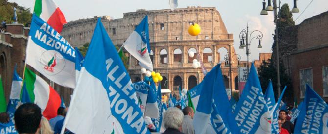"""Fondazione An, i """"quarantenni"""": «Con Giorgia dialogo aperto, ma no ai veti»"""