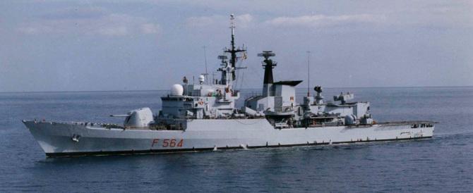 Addio alla Fregata Maestrale, la nave simbolo della nostra Marina militare