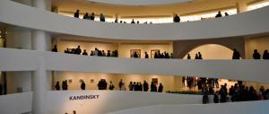 "New York ""si inchina"" ad Alberto Burri, grade mostra al Guggenheim"