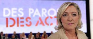 """Talk show, tranello di """"France 2"""" alla Le Pen: e lei diserta la trasmissione"""