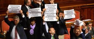 """Senato, polemiche per la presenza del """"commissario"""" del governo"""