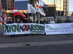 Manifestazione a Firenze