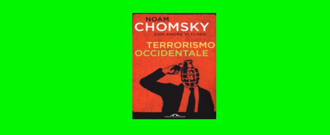 Chomsky: gli Usa beffano tutti, ecco perché non combattono il terrorismo