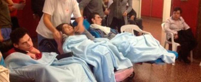 """Schiaffi e calci ai disabili, i giudici: """"Era la norma"""": infermiera arrestata"""