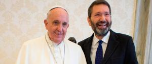 Marino senza freni: il Papa? Non doveva dare quella risposta su di me