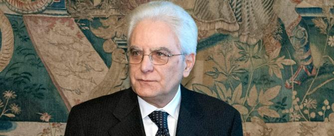 Mattarella in difesa di Visco: «Da Bankitalia preziosa azione di vigilanza»