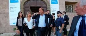 Ncd, Alfano resta con pochi intimi: «Angelino, ora pensiamo a salvarci»