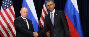 Prima la guerra all'Isis o la caduta di Assad? Putin lo sa, Obama no