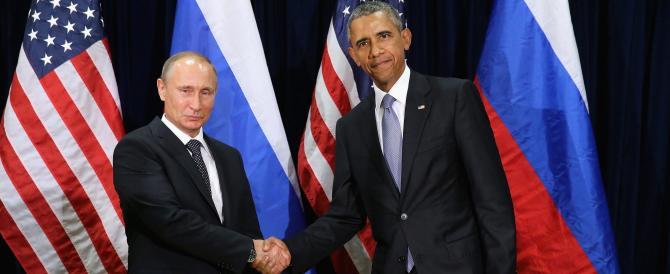 Obama era stato avvertito dei raid russi. Ma ha fatto finta di non sapere