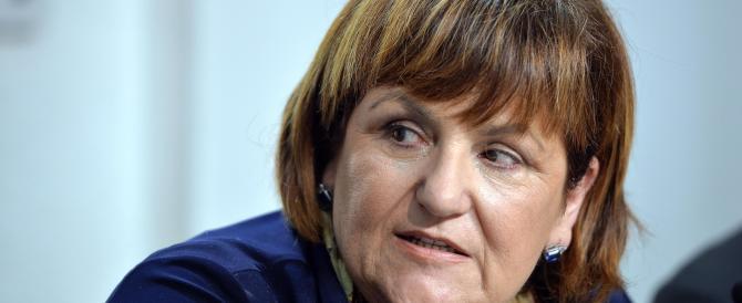 Fisco, la Orlandi non si tocca. Padoan smentisce il sottosegretario Zanetti
