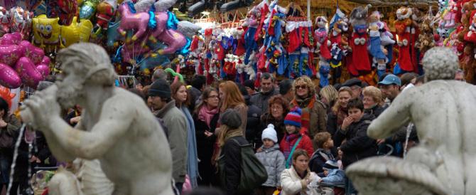 La Befana di Piazza Navona cambia: più spazio ai bimbi, chioschi e giochi