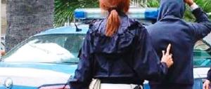 Muratore extracomunitario picchia il figlio di 8 anni con un cavo elettrico