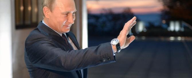 Scattano le sanzioni di Putin: bloccate le importazioni dalla Turchia