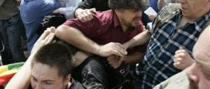 Dalla Russia con furore: il 57% dei cittadini vorrebbe eliminare i gay