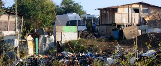 Romani sotto shock: in un campo rom la scabbia e il rischio di altre infezioni