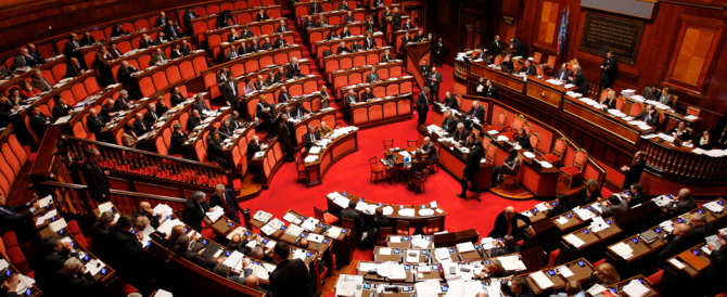 Senato, la riforma premia solo il Pd. Ma Renzi ricordi la lezione del '94