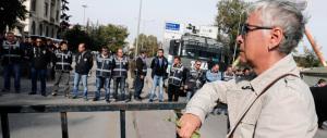 Strage di Ankara, il premier turco: «L'Isis è il primo sospettato»