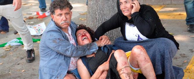 Strage di Ankara, le indagini vanno avanti: è l'ora delle retate dei jihadisti