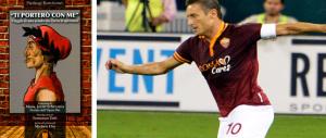 Francesco Totti, l'Elis e la scuola che insegna a farcela: Roma ritrova il cuore