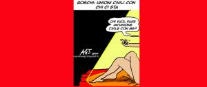 Ridete pure sulle donne ma non sulla Boschi: il finto scandalo dei moralisti