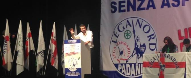 """Lega """"new look"""", ma al congresso lombardo rispunta la secessione"""
