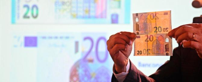 """Più sicura e """"poliglotta"""": arriva la nuova banconota da 20 euro"""