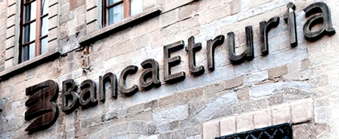 Banca Etruria, finalmente scatta l'inchiesta: si indaga sui conflitti d'interesse