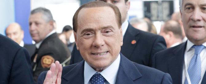 L'ambasciatore d'Israele a Berlusconi: «Grazie per il tuo impegno per la pace»