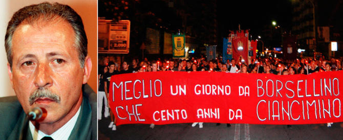 La destra antimafia nel nuovo libro di Fabio Granata presentato a Roma