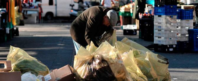 Altro che ripresa. Coldiretti: 6 milioni di italiani non hanno soldi per mangiare