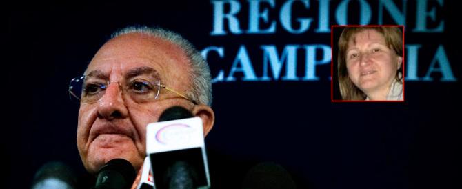 Caso-De Luca, trasferito il giudice Scognamiglio: indaga anche il Csm