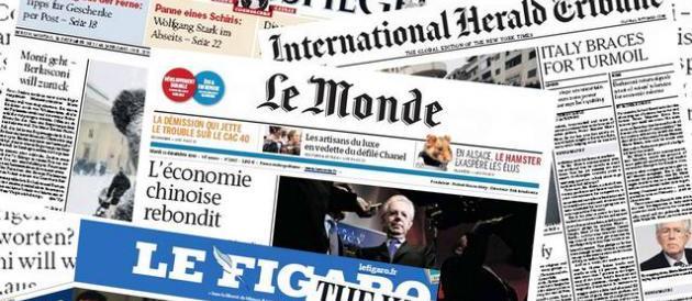 L'11 settembre della Francia. La stampa estera e la mattanza dell'Isis