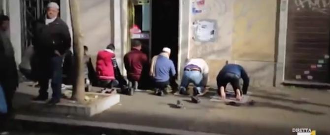 «A Tor Pignattara comanda l'Islam». E la reporter è aggredita (VIDEO)