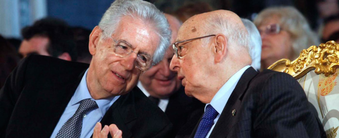 «Napolitano e Monti autori di una congiura»: lo scandalo della lira prescritta