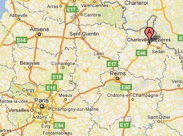 Blitz a Charleville. Arrestato un francese di recente convertito all'Islam