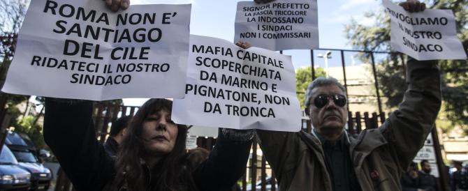 """Il Pd e la verginità perduta. """"Noi con Marino neanche un caffè…"""""""