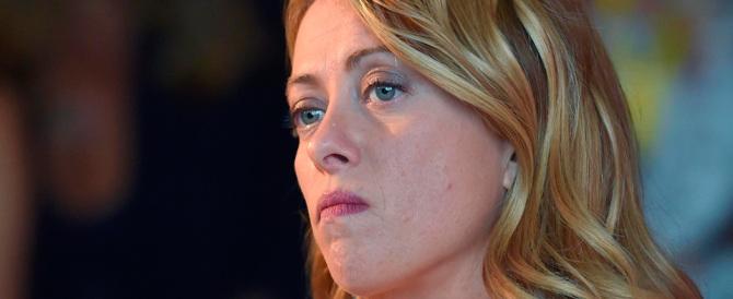 Giorgia Meloni: «Dichiariamo guerra all'Isis. Loro l'hanno già fatto»