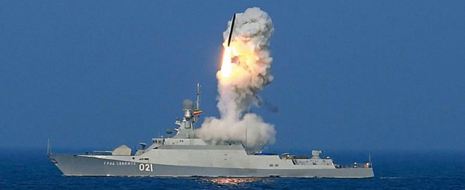 Siria, Mosca annuncia: oltre 600 jihadisti annientati dai missili russi
