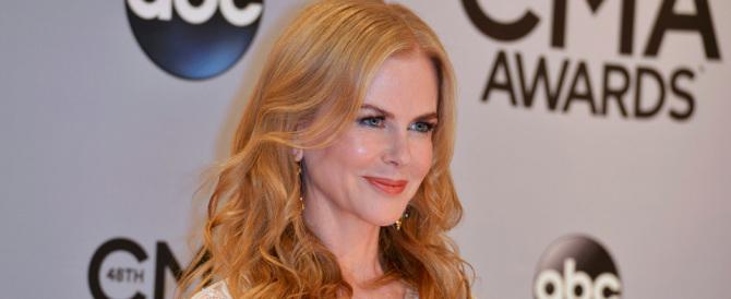 Nicole Kidman ha paura del palcoscenico: incredibile, ma vero