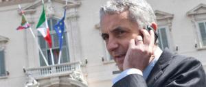 Quagliariello ammonisce Alfano: «Ncd, linea politica suicida»
