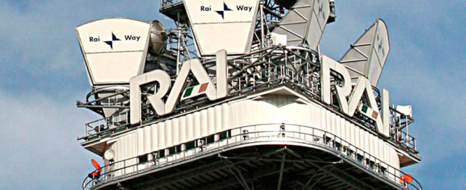 Allarme per il canone Rai: alla fine pagheremo più di quel che dice Renzi
