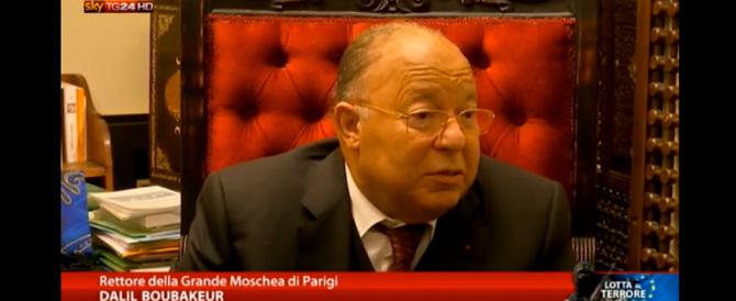 Rettore della Moschea di Parigi: «Così continuando avrete problemi..» (video)